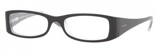 Óculos VO2547 Vogue Preto