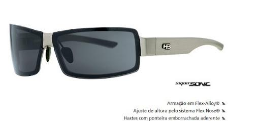 HB  » Óculos HB Super Sonic Black