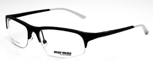 Óculos super confortável com linhas clássicas MO206 da marca Mormaii