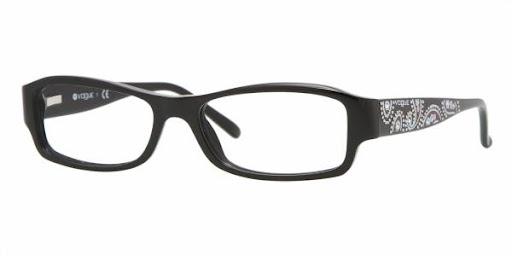 Óculos VO2625B Vogue Preto