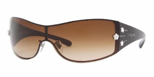 Óculos Máscara Vogue de Sol