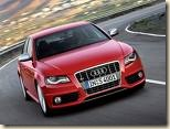 Red Audi S4