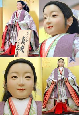浅田真央をモデルにしたひな人形のクォリティが高い件