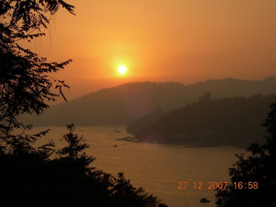 riYueTan_sunset