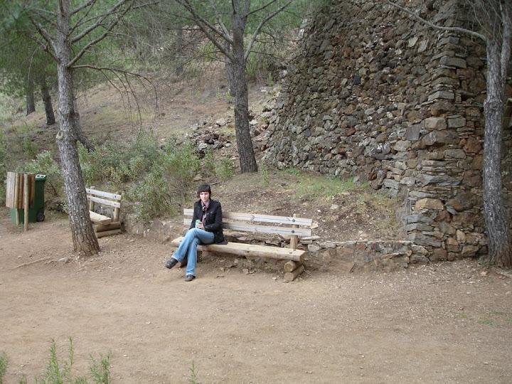 Minas Jayona, Fuente del Arco