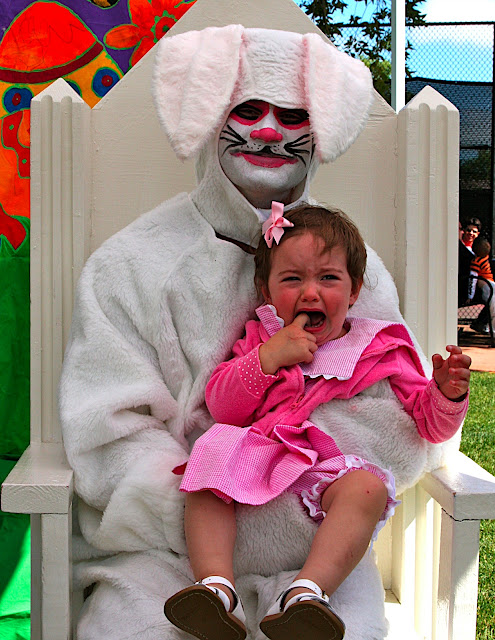 Scary Easter Bunny Photos Scary easter bunny scary
