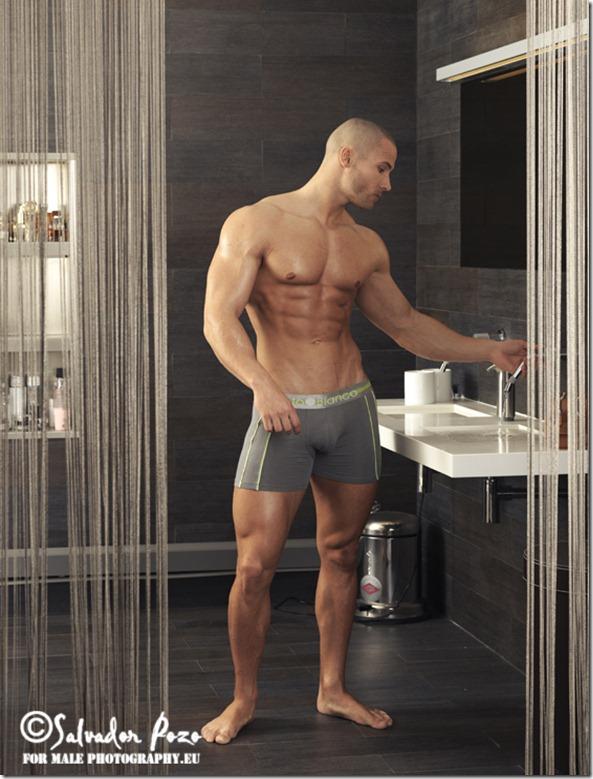 Ruben Baars Sexy Hunk 01