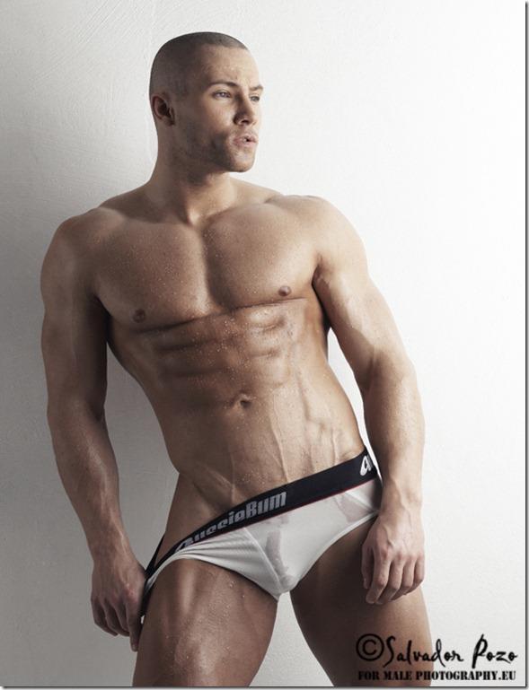 Ruben Baars Sexy Hunk 014