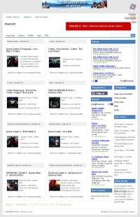 Blogcuya uyarlanmış Channel Magazine     şablonu