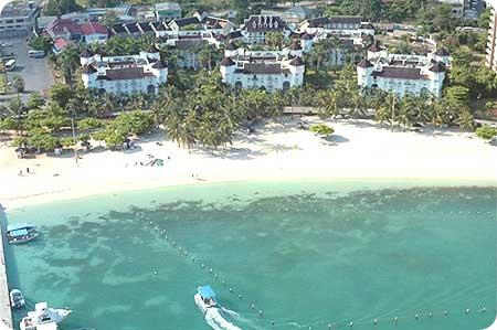 Sandcastles hotel Ocho Rios