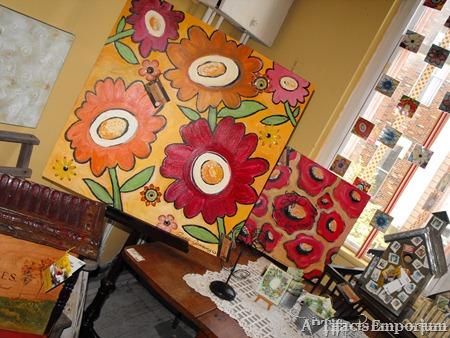 Peggy Jennings, artist