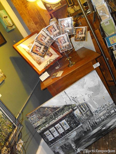 Roxy Regional Theatre Art Cards- Gail Meyer