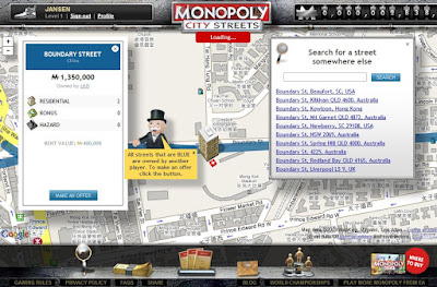 Monopoly City Streets - Buy from Other Players