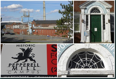 pepperill mill collage