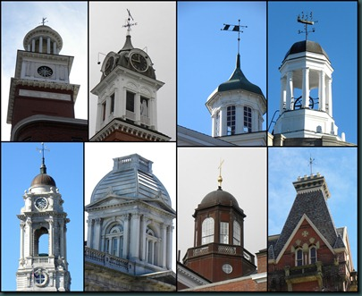 city hall collage
