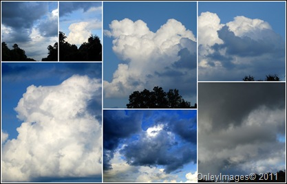 Clouds Collage1