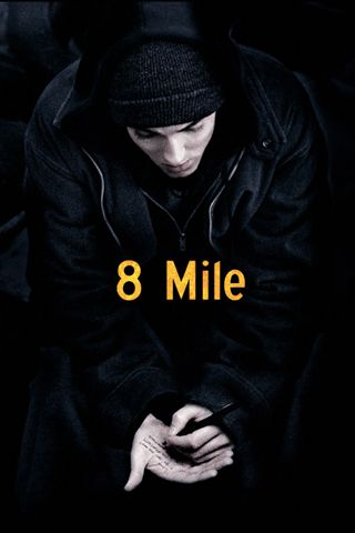 8 Mile American Hip Hop Drama Film Wallpaper For iPhone