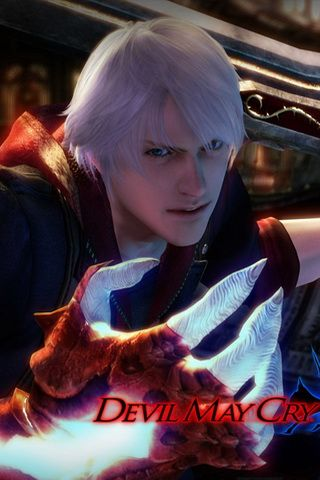 Devil May Cry Game Background For iPhone