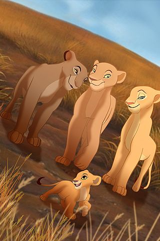 The Lion King Wallpaper For iPhone