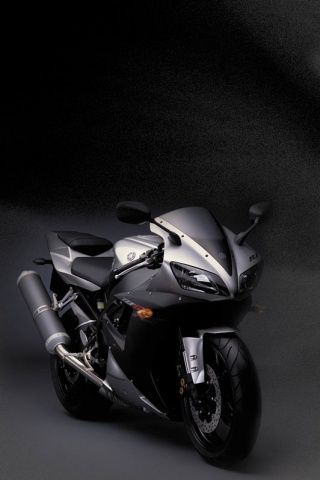 Black Motorcycle Wallpaper For iPhone