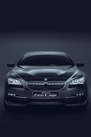 BMW Gran Coupe Picture Wallpaper For iPhone