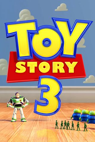 iPhone Wallpaper Toy Story 3 Poster