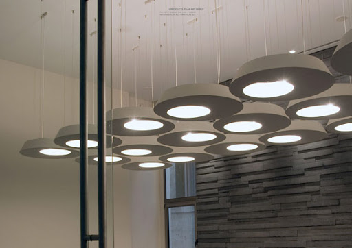 Synchronously in Modern Lighting Design from Ramzi
