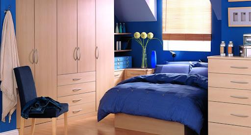 Modern Bedroom Design by Paul Radcliffe