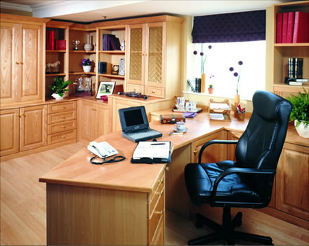 Offices and Studies Room Decoration and Design