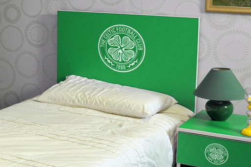 Celtic FC Bed Set Design from Branded Bedroom