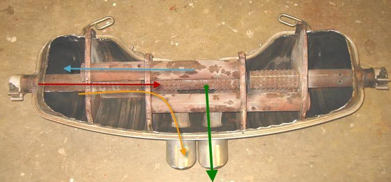 Diy Exhaust Mod Gain Of 10 Hp 986 Forum For