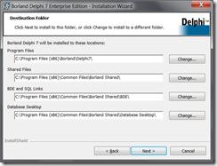 Delphi Installer Wizard 2
