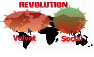 revolutia de catifea si revolutia mondiala