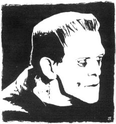 Frankenstein, by Jason Towers