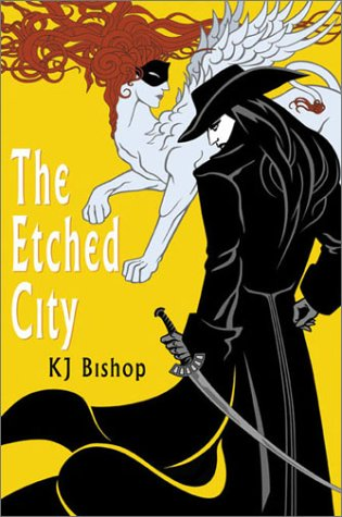 The Etched City, drawn by the author