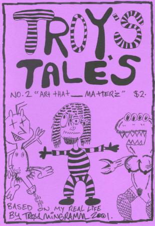 Troy's Tales