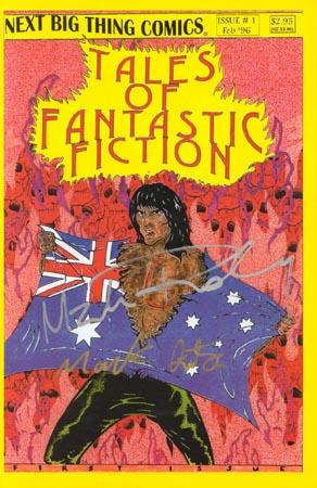 Tales of Fantastic Fiction