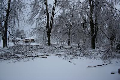 Owensboro ice storm