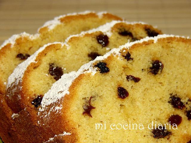 Cake Stolichniy (Кекс Столичный (по ГОСТу)