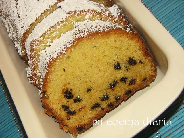 Cake Stolichniy (Кекс Столичный)