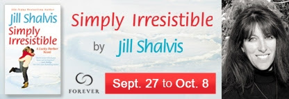 GIVEAWAY: Simply Irresistable by Jill Shalvis