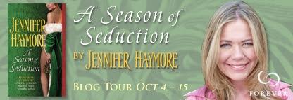GIVEAWAY: A Season of Seduction by Jennifer Haymore