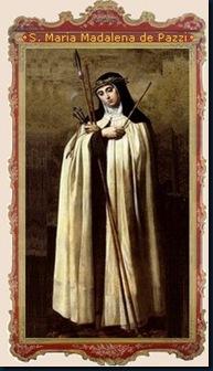 S. Maria Madalena de Pazzi