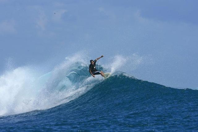 Land surfing