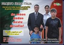 Pr. Paulo e família