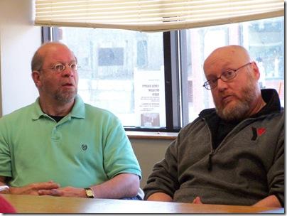 Salem Commission on Disability March 2009 Legault