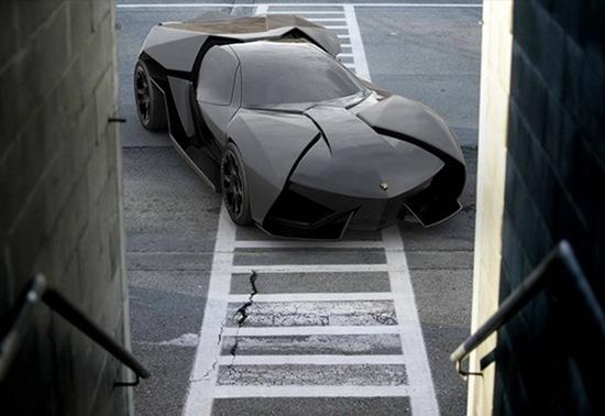 Lamborghini Ankonian Concept Car10