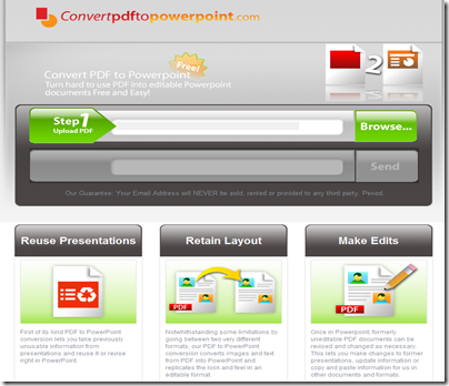 Convert PDF to Powerpoint Free