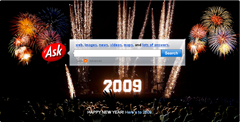 Ask_com_new  year 2009_theme
