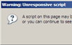 "How to Fix ""Warning:Unresponsive Script"" in Firefox [Updated]"
